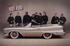 As Seen in HOT ROD Magazine